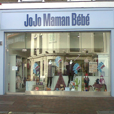 As the company has grown, Jojo Maman Bebe now trades in over 40 countries, with 75 stores in the UK. The Fox Valley store will be the company's first in South Yorkshire. «Back to Shopping.
