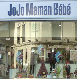 41e66b1e12a6 JoJo Maman Bébé, Newport, UK based company, was founded in 1993 by Laura  Tenison who recognised the gap in the market for stylish maternity fashion.